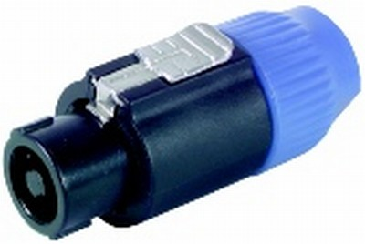 Heavy Duty 4 Pole Stepper Lead Connector