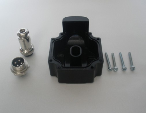 NEMA 23 Stepper Motor Back Cover Kit