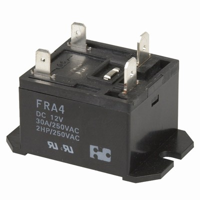 12V 30A Panel Mount Relay