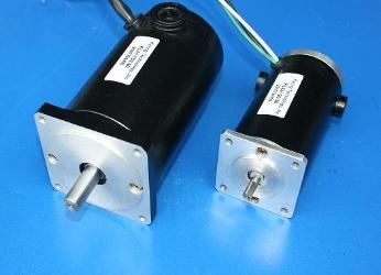 60Vdc 350oz.in Peak NEMA 23 Servo Motor