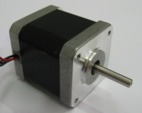 70Oz-in NEMA 17 Stepper Motor (Dual Shaft)